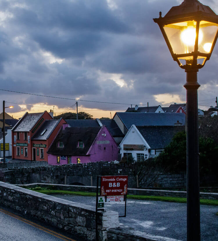 doolin village county clare