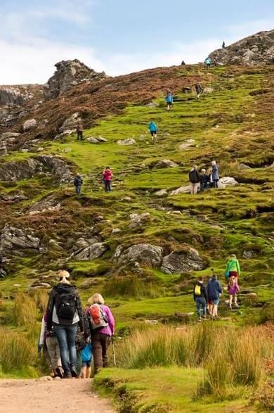 sliabh liag hike