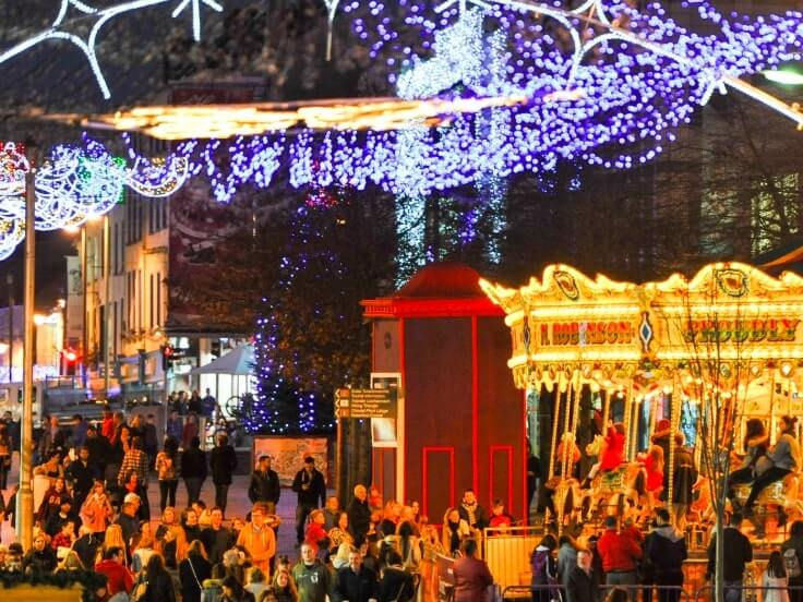 Waterford Christmas Lights 2020 Winterval Waterford is OFFICIALLY Returning in 2020