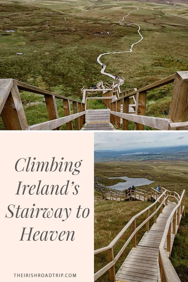 cuilcagh legnabrocky trail guide