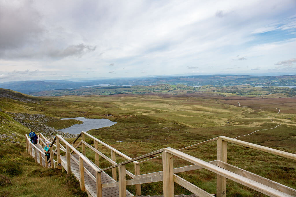 cuilcagh mountain