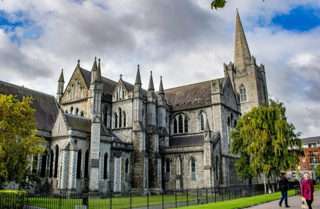 st patricks cathedral dublin