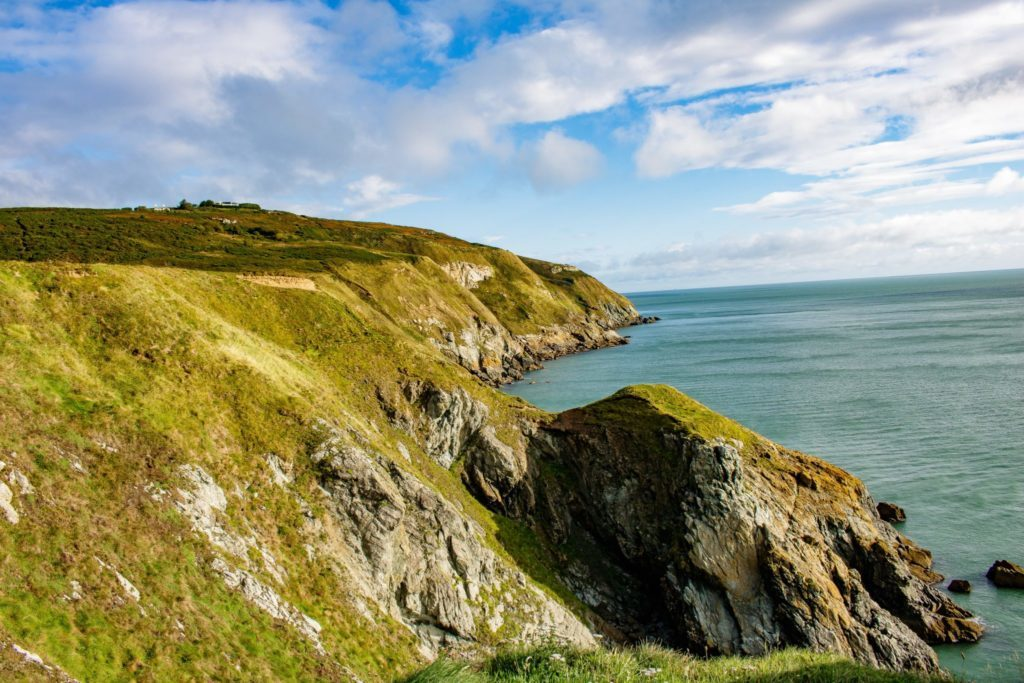 howth cliff walk dublin