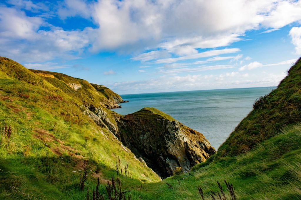 howth cliff walks