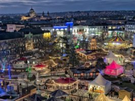 Christmas markets in galway