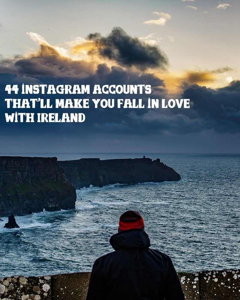 best irish instagram accounts