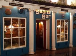 the oldest bar in ireland