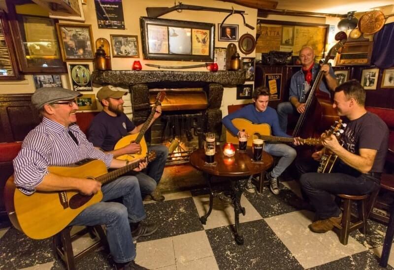 seans bar ireland music