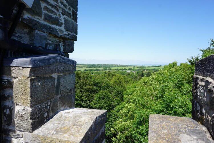 castles to rent in ireland