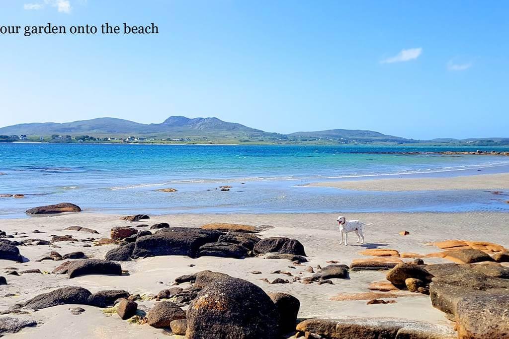private beach donegal