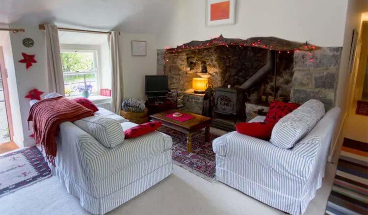 airbnb cottage ireland