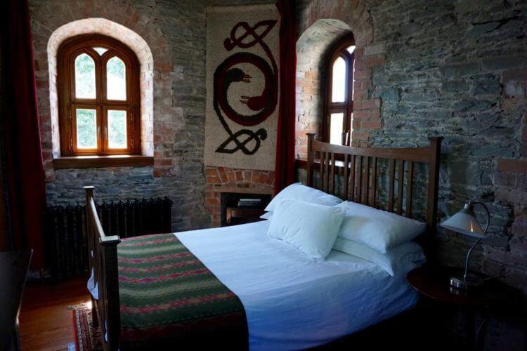 irish castle airbnb