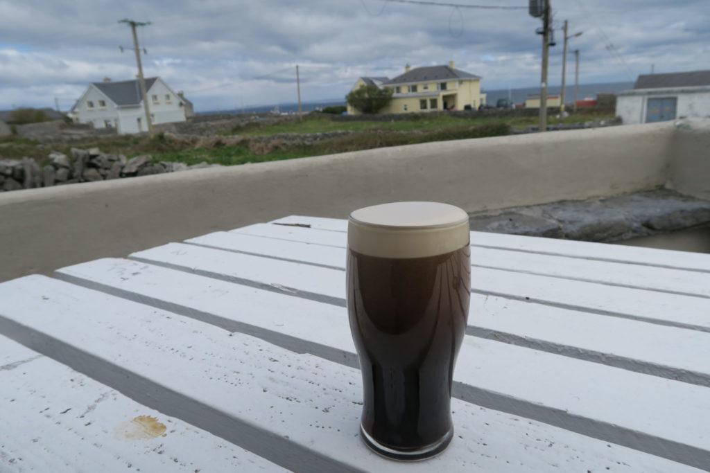 pub on inis oirr