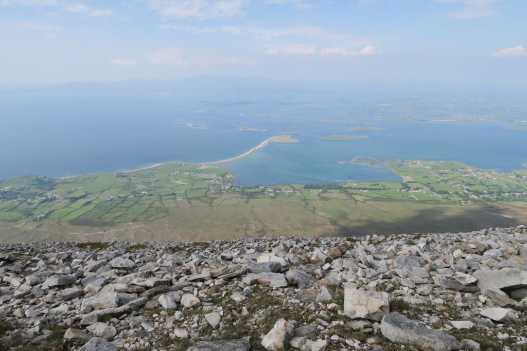 Clew bay mayo