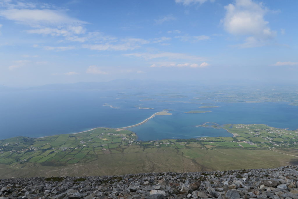 clew bay croagh patrick