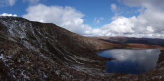 lough ouler wicklow