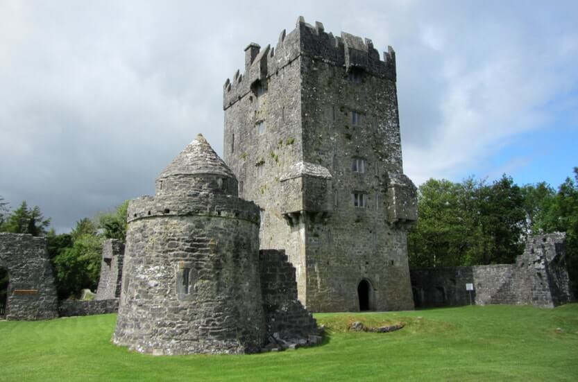 rent a castle in ireland
