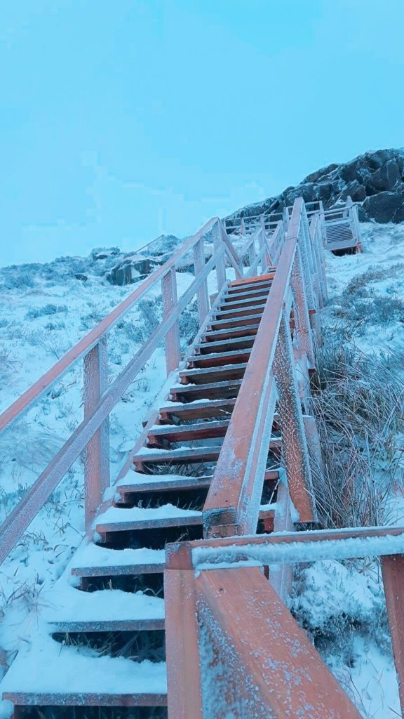 cuilcagh with a bitta snow