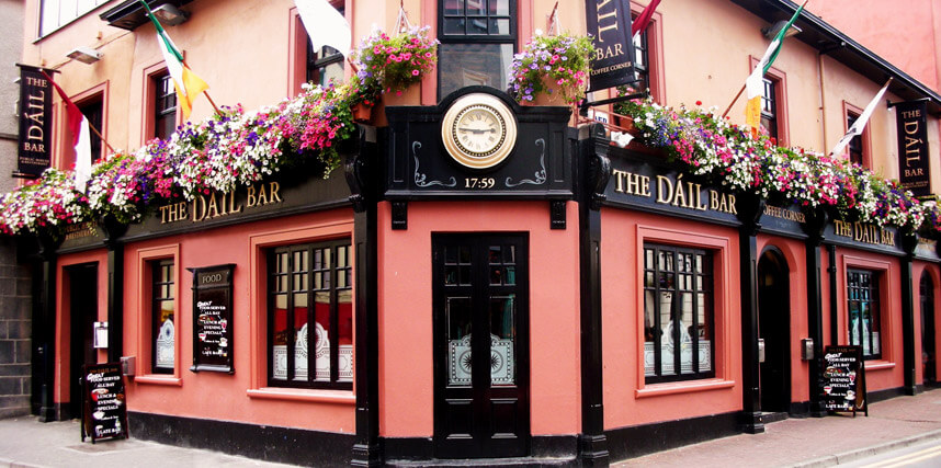 best bar in galway city