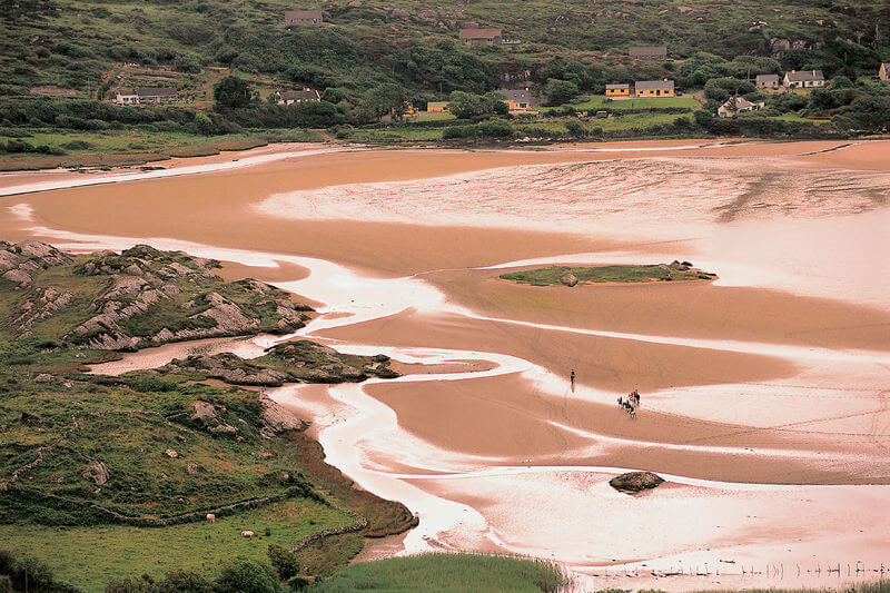 derrynane beach co kerry