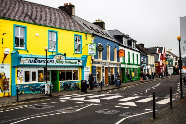 dingle town kerry