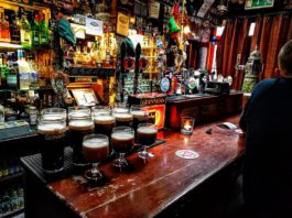 the oldest pub in dublin