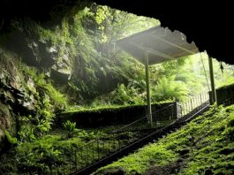 Dunmore cave county kilkenny