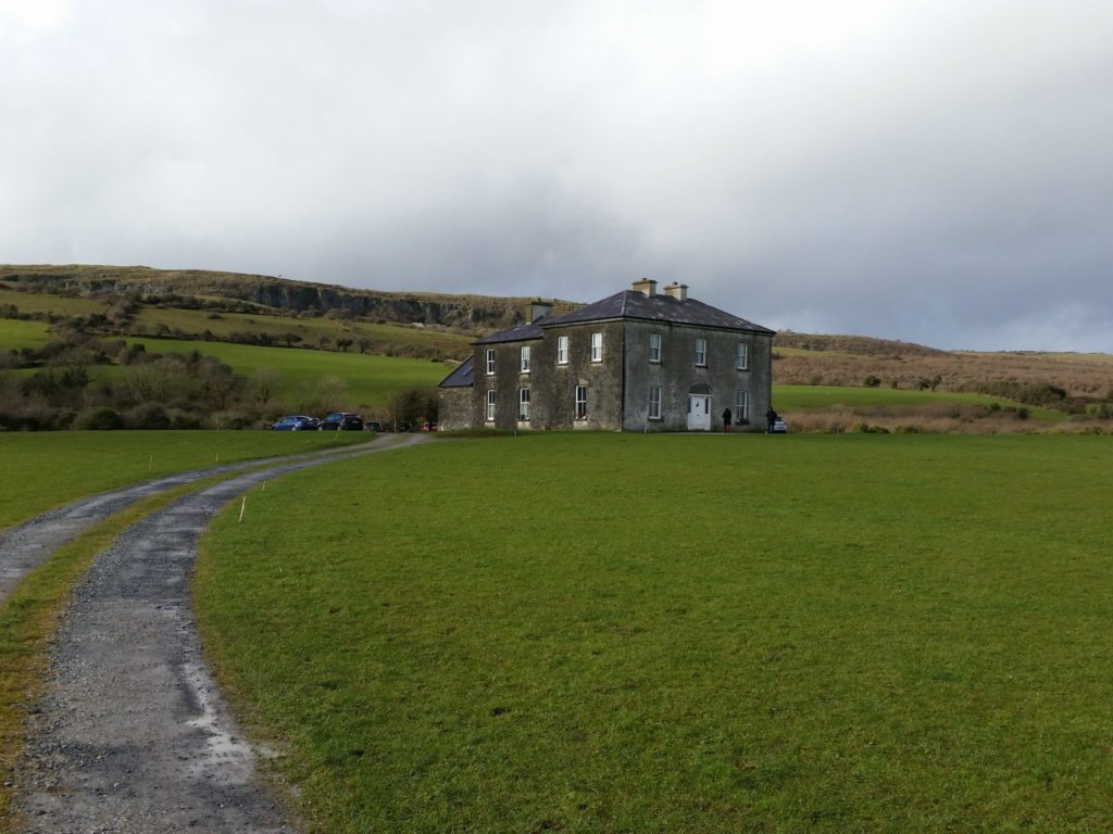 father teds house in county clare