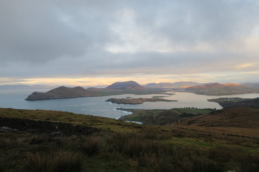 weather in Ireland in November