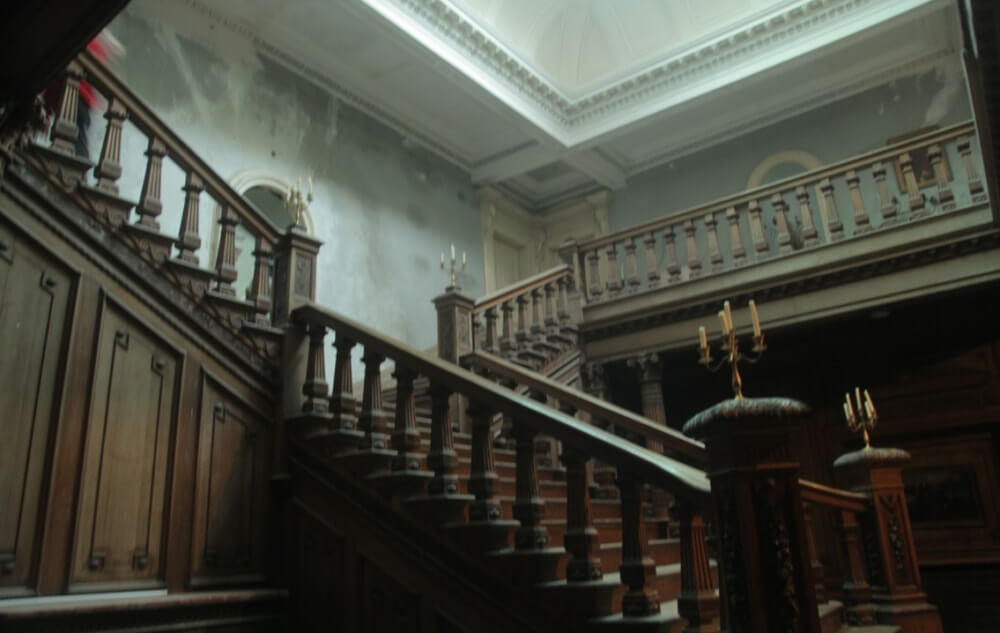 inside loftus hall ireland