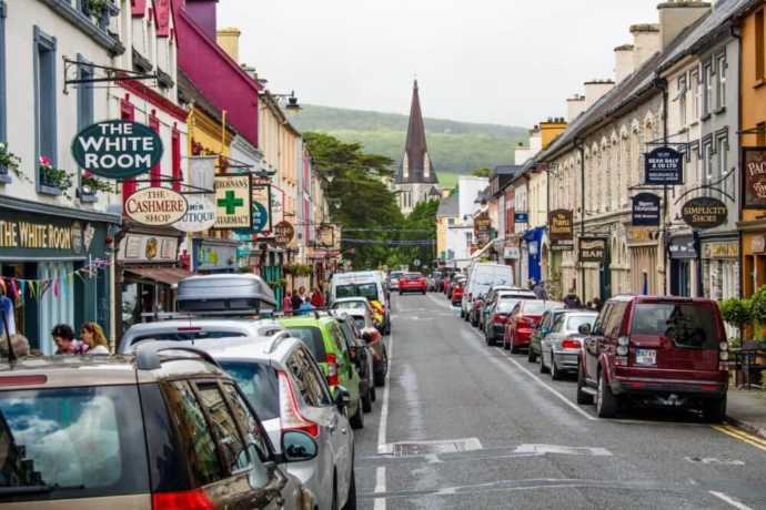 Kenmare town kerry