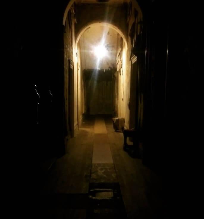 loftus hall most haunted