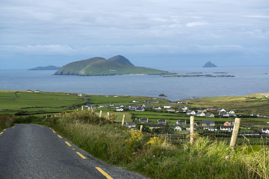 the blasket peninsula