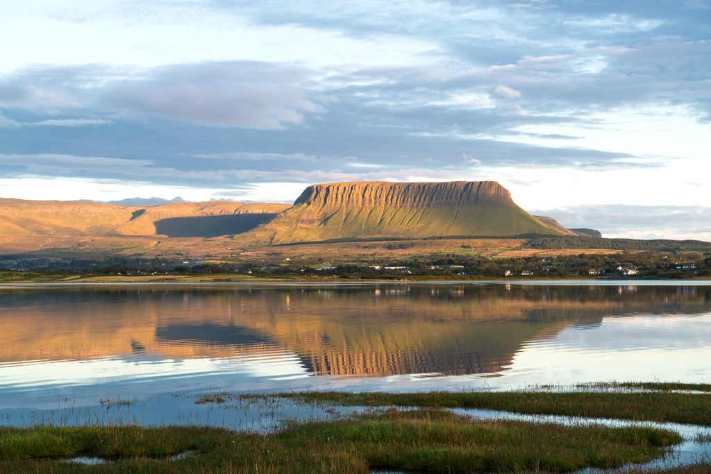 ben bulbin mountain