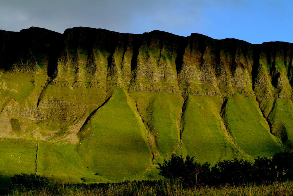 Benbulben county sligo
