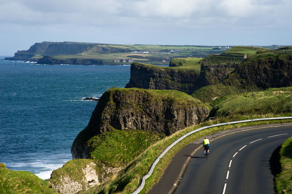 causeway coastal route cycle