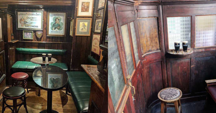 old dublin pubs