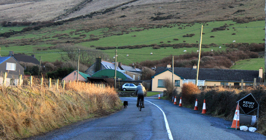 roads in kerry