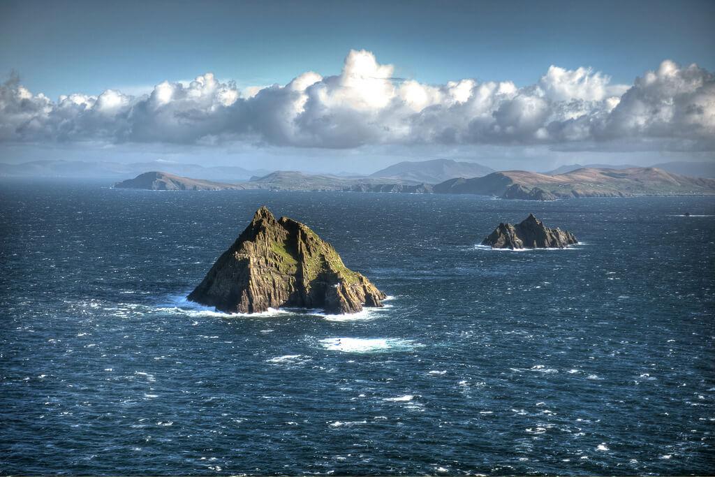 Image result for skellig islands
