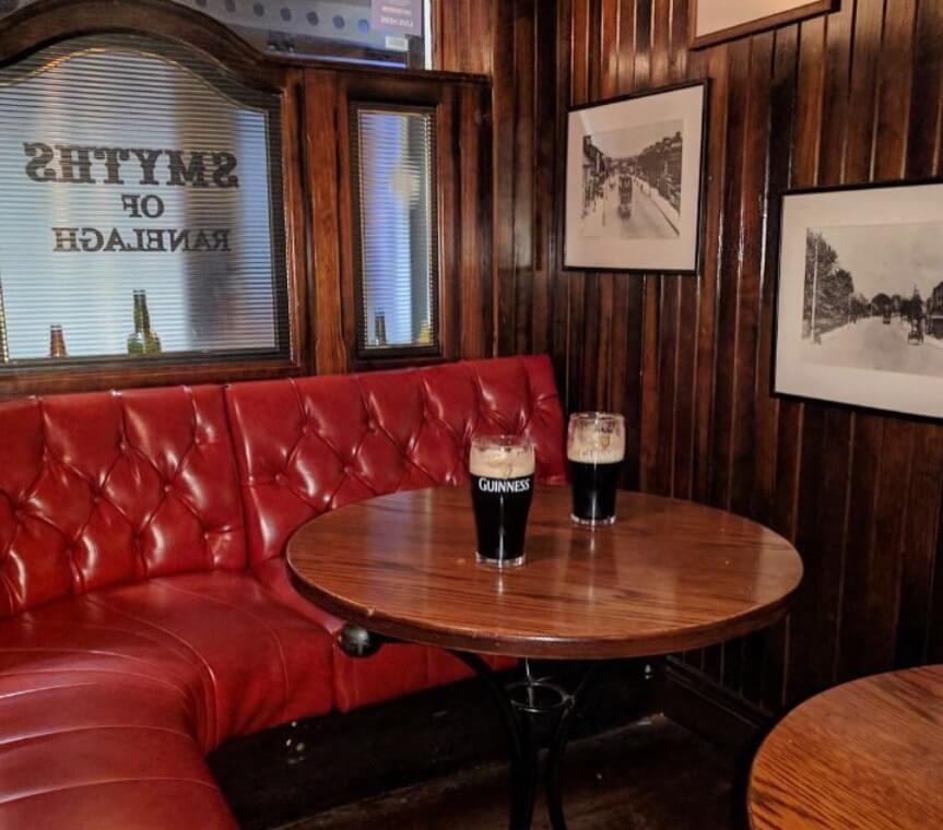 smyths pub ranelagh