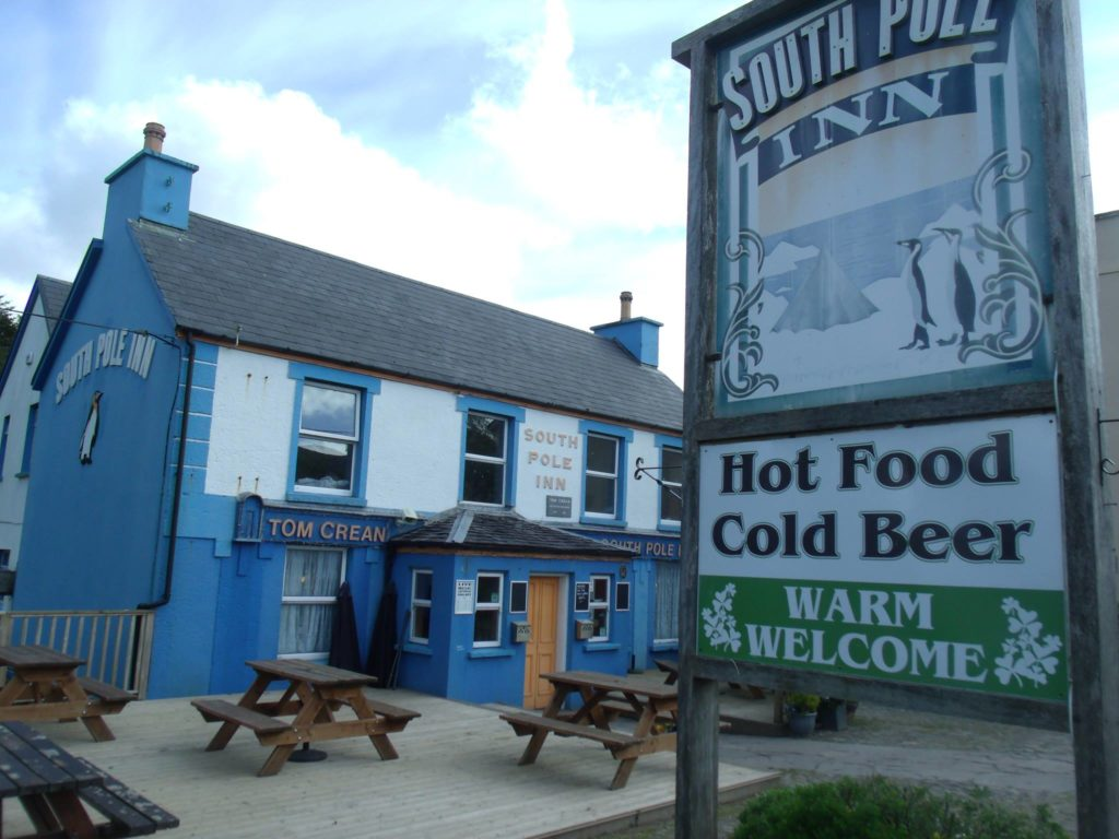 the souith pole inn pub