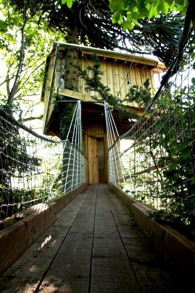 treehouse to rent in ireland