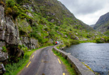 walking the gap of dunloe