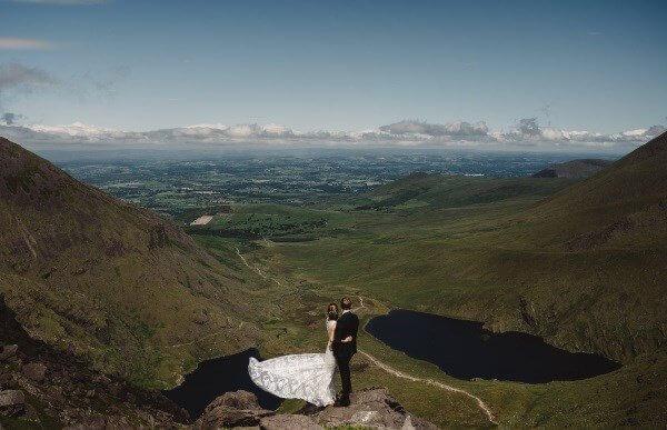 best irish wedding photo