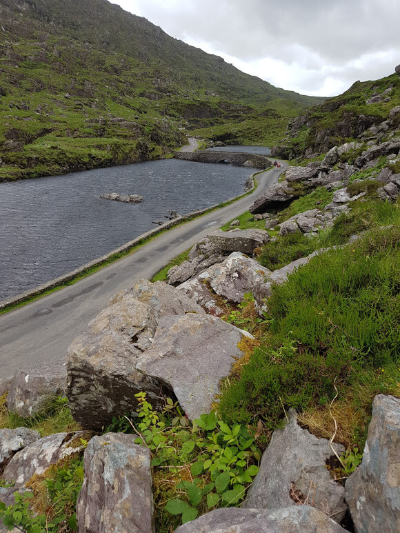 driving the gap of dunloe