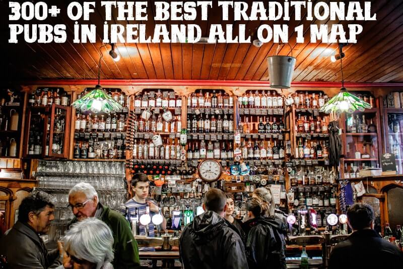 best traditional pubs in ireland