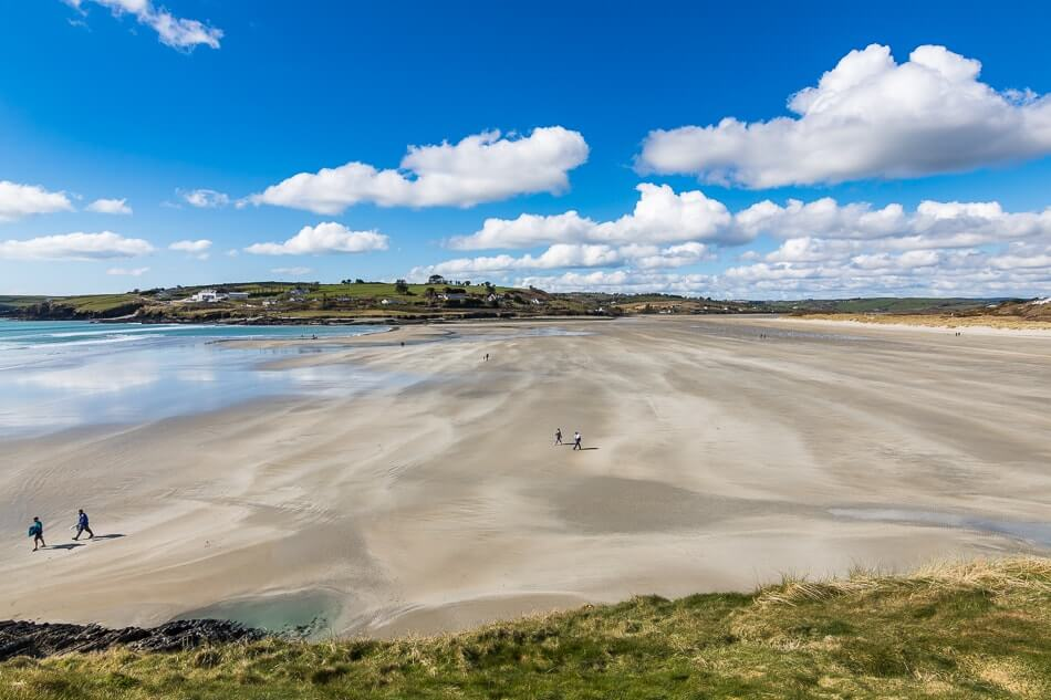Inchydoney beach cork weather