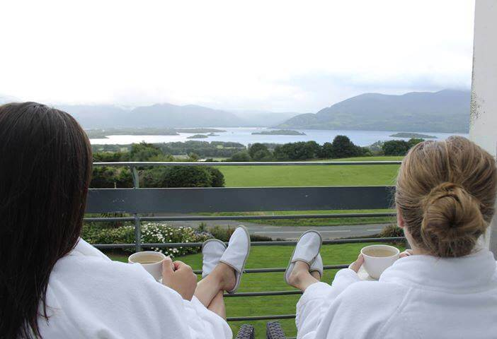 Aghadoe heights hotel kerry
