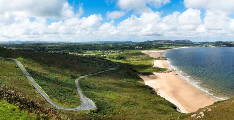 Ballymastocker Bay donegal