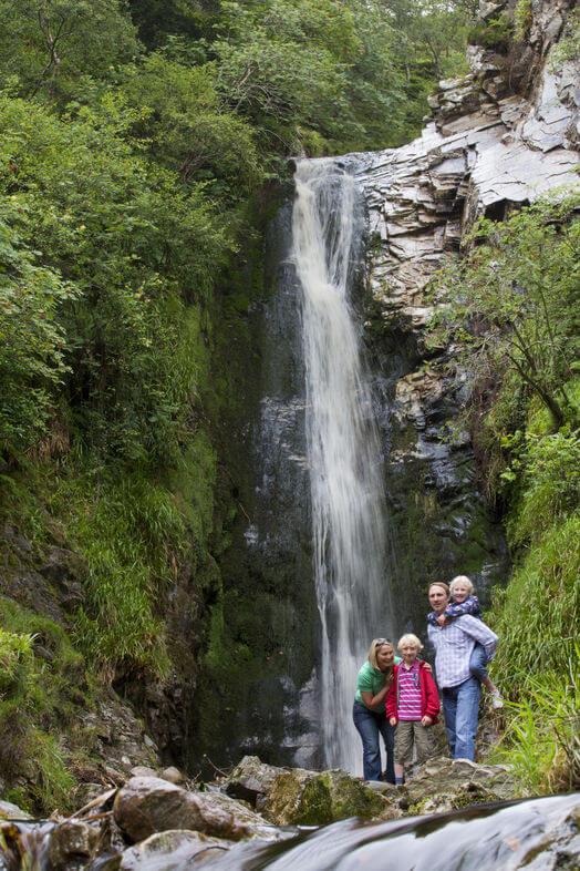 Glenevin Waterfall donegal
